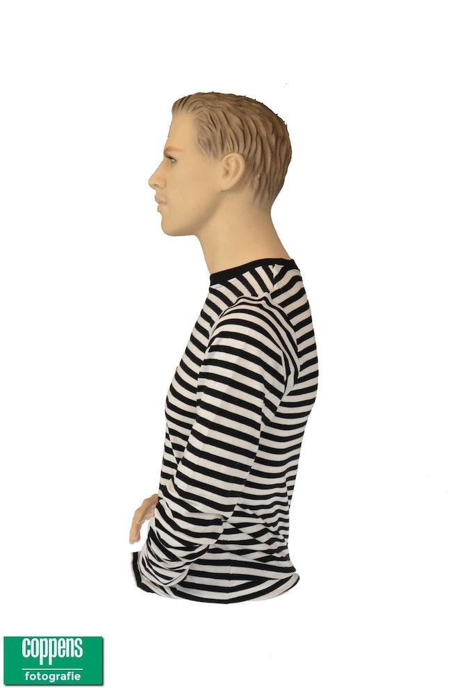 Dorus shirt zwart wit 1023 1536