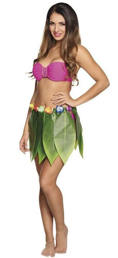 Hawaii rokje palmblad 461 1000