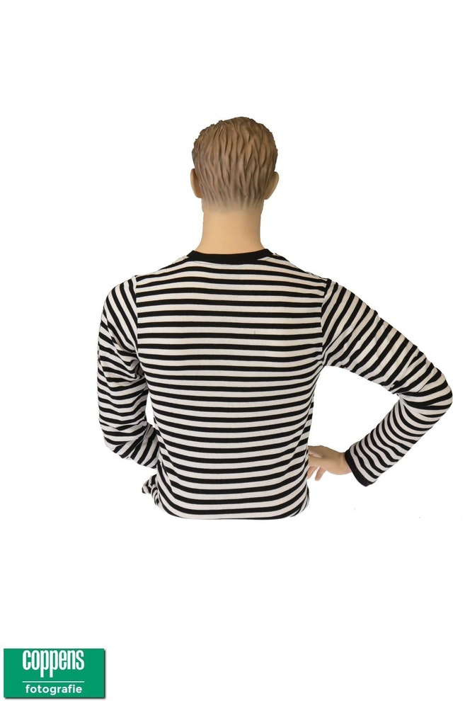 Dorus shirt zwart wit 1019 1536