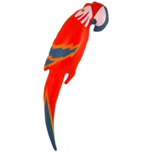 Opblaasbare papegaai 500 500