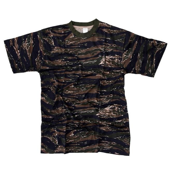 T-shirt Tiger stripe print 960 960