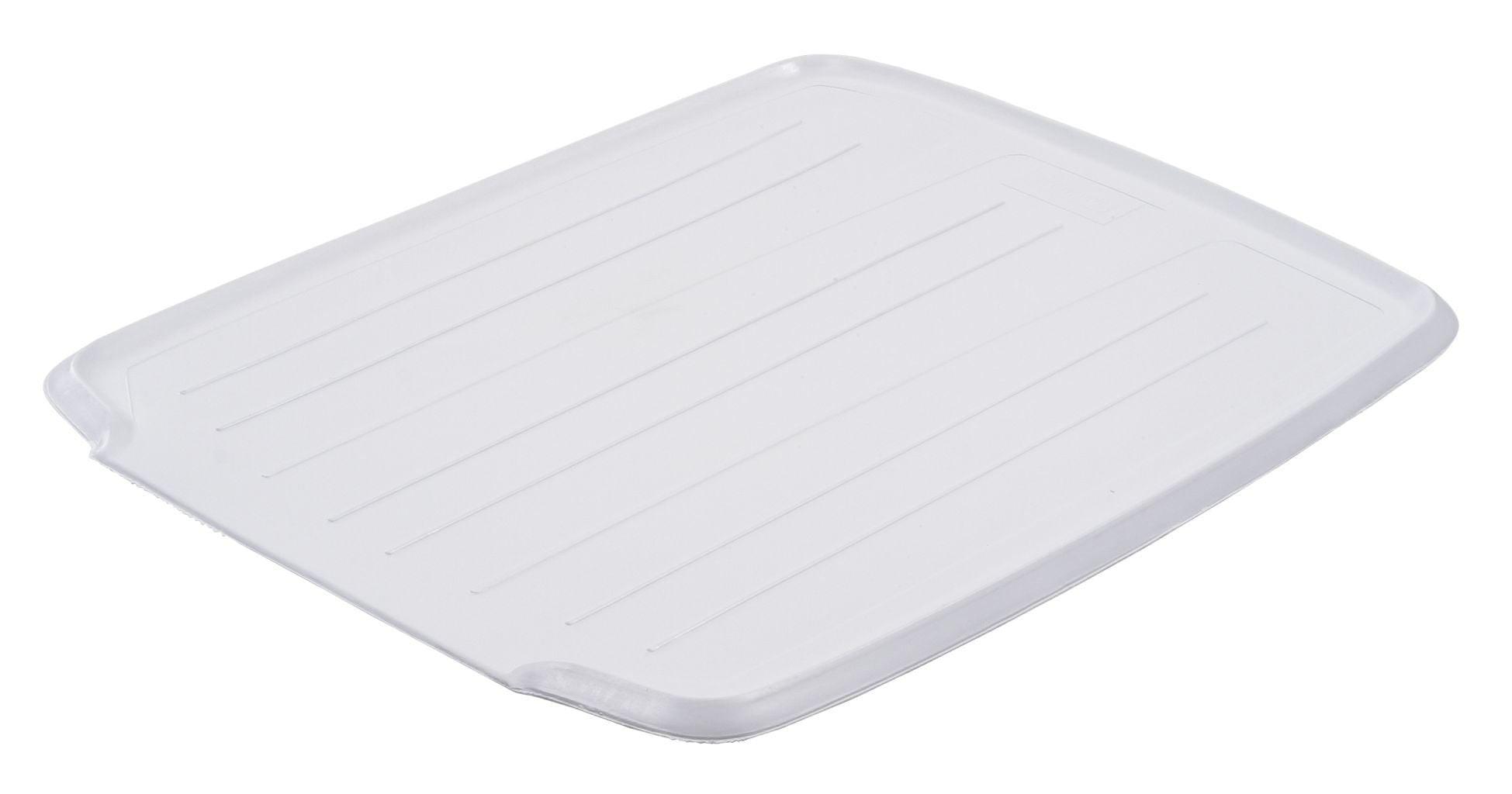 Curver afdruipmat wit  de afdruipmat is gemaakt van een hoge kwaliteit natuurrubber, waardoor de ...