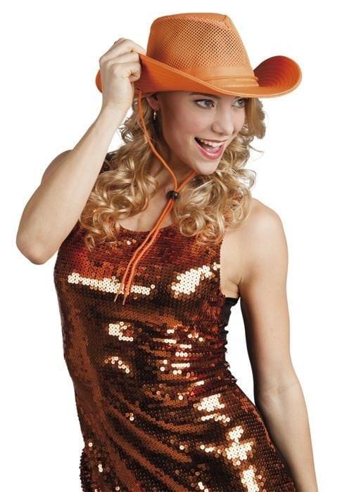 Cowboyhoed oranje 513 700