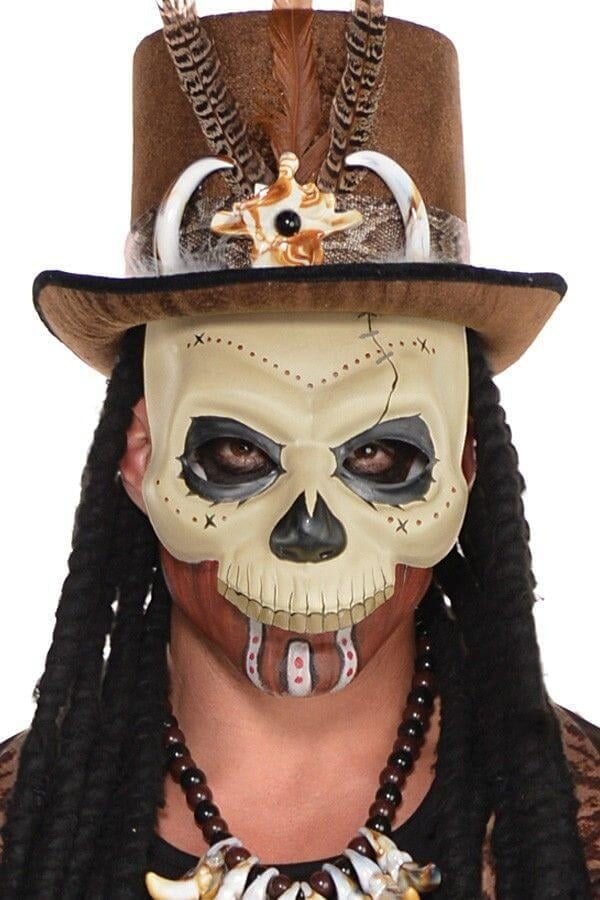 Voodoo masker 600 900