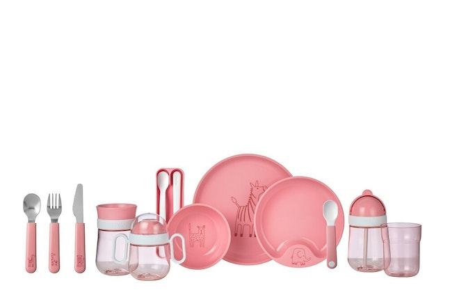 Mepal Kinderschaaltje Mio - deep pink 1024 682