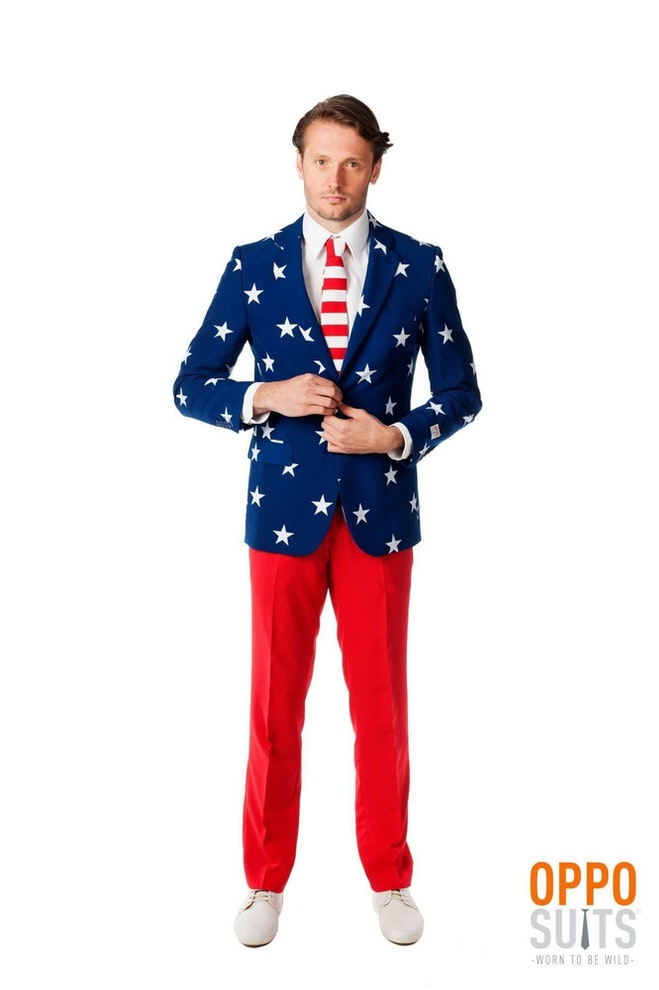 opposuits Stars and Stripes 1331 2000