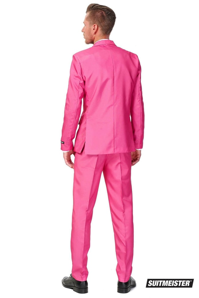 Opposuits Solid Pink 1333 2000